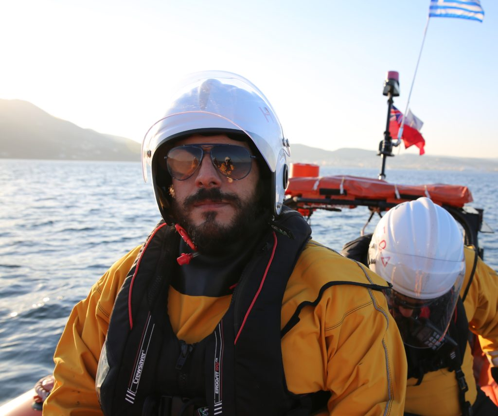 HELLENIC RESCUE TEAM FEATURES IN GEOGRAPHICAL MAGAZINE