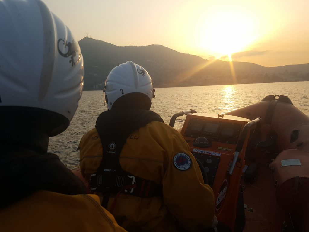 hellenic rescue volunteers a small taste of rescues at sea in 2018