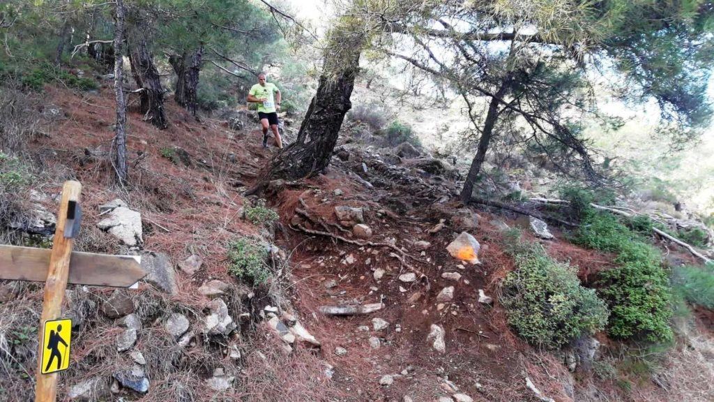 mountain AMALI TRAIL 2019